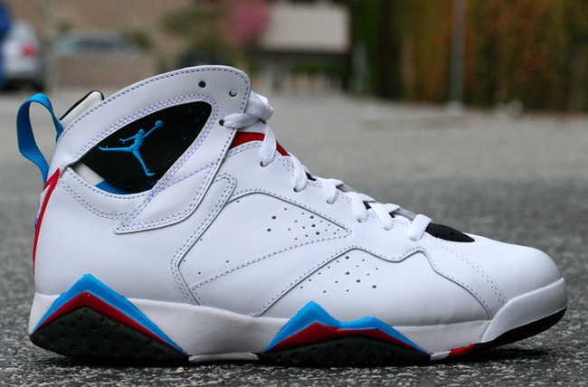 Air Jordan 7 Orion