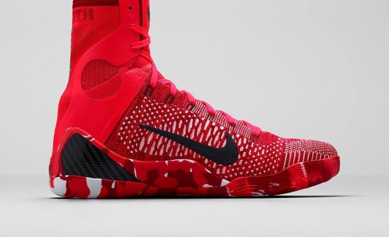 brand new 3c937 6a47f Nike Kobe 9 Elite Knit Stocking