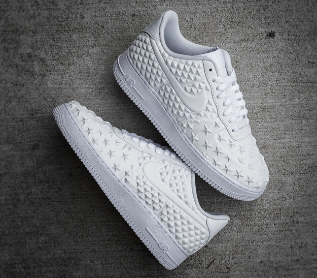 Nike Air Force 1 Independence Day White