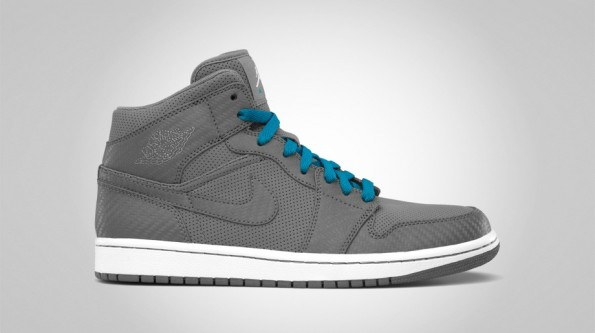 Air Jordan 1 Cool Grey Imperial Blue White