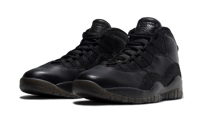 Air Jordan OVO Black