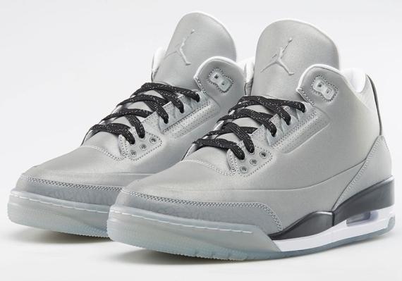 Air Jordan 5Lab3 - Silver