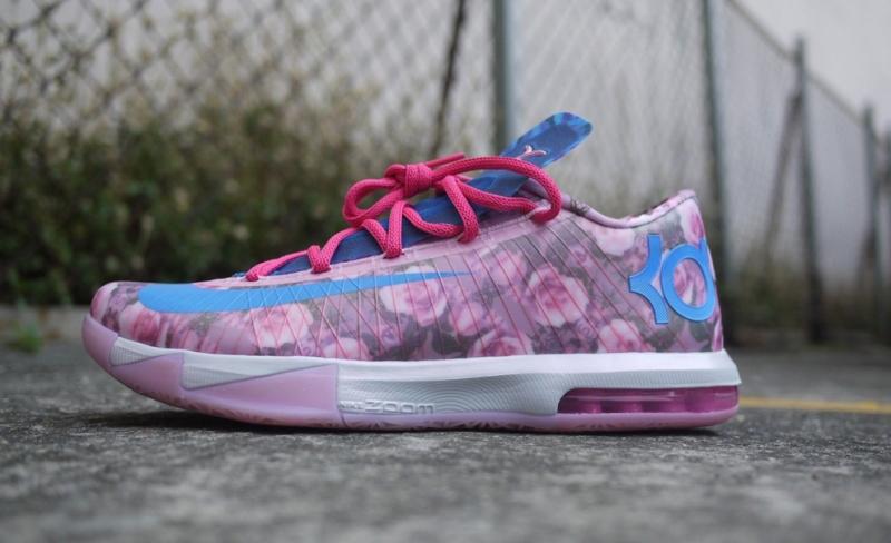 Nike KD 6 Supreme Aunt Pearl