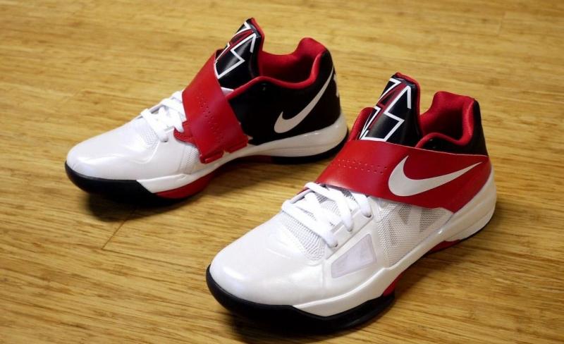various colors 6cdb3 25fa4 Nike KD 4 USA Olympic