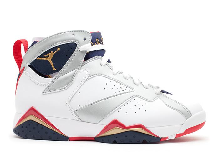Air Jordan 7 - Olympic (2012)