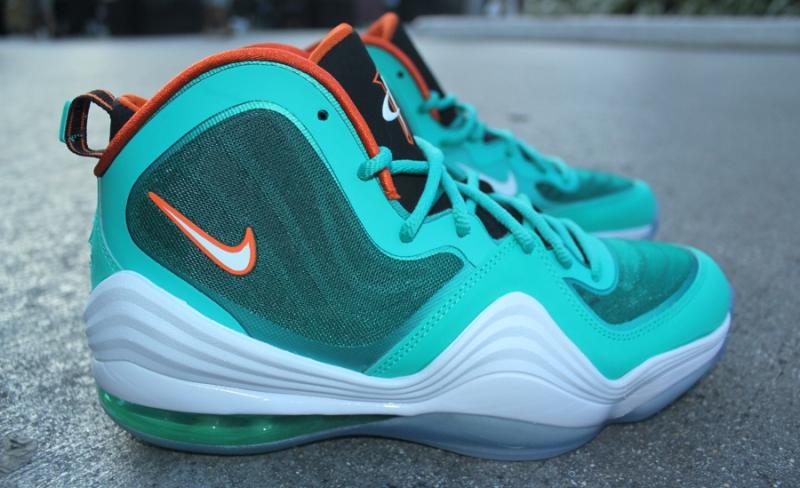 Nike Penny 5 Miami Dolphins