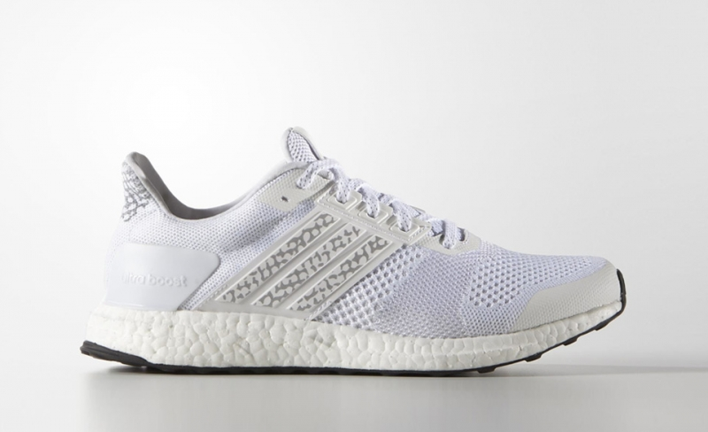 Adidas Ultra Boost Glow White