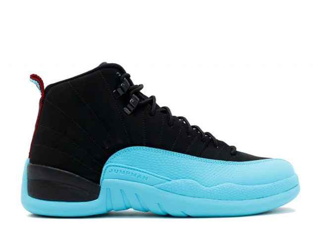 Air Jordan 12 Gamma Blue