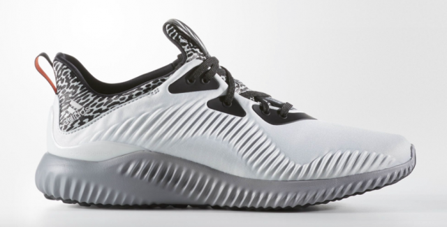 Adidas AlphaBounce Clear Grey