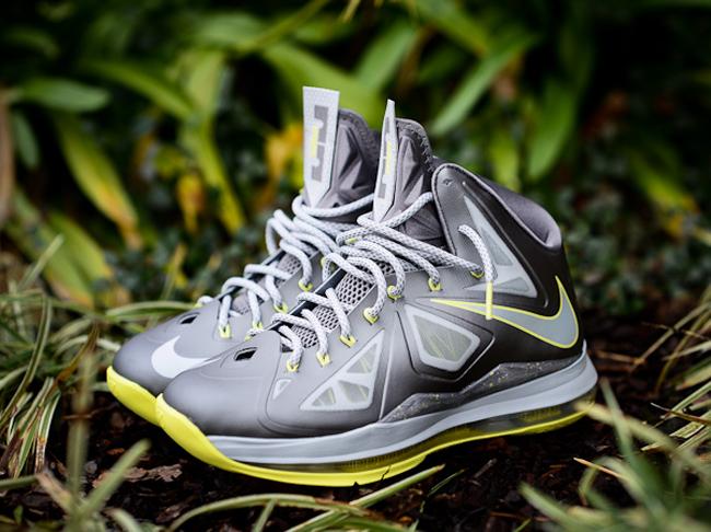 ShoeFax - Nike Lebron 10 Canary 77eabf816d61