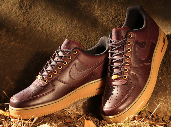 ShoeFax Nike Air Force 1 Low Winter Workboot Pack