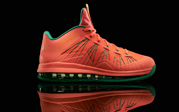 Nike LeBron 10 Watermelon