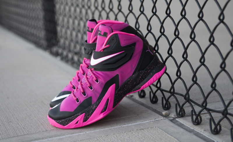 fc8429ad39895 ShoeFax - Nike Zoom Soldier 8 Kay Yow