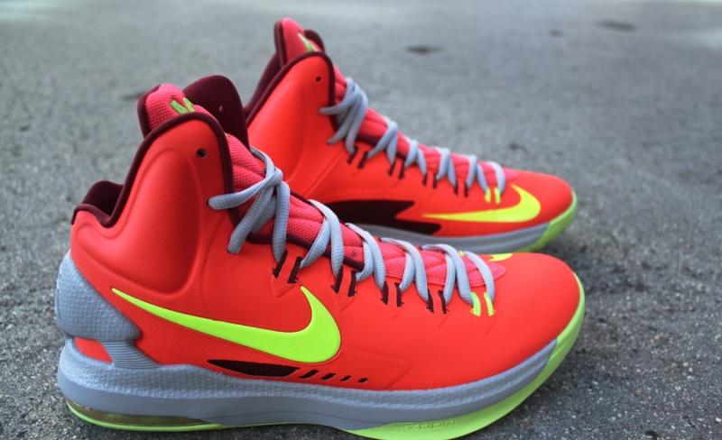 Nike KD 5 DMV / Crimson