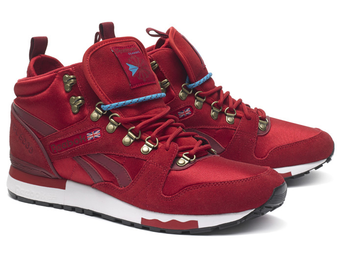 Reebok GL 6000 Mid Flash Red