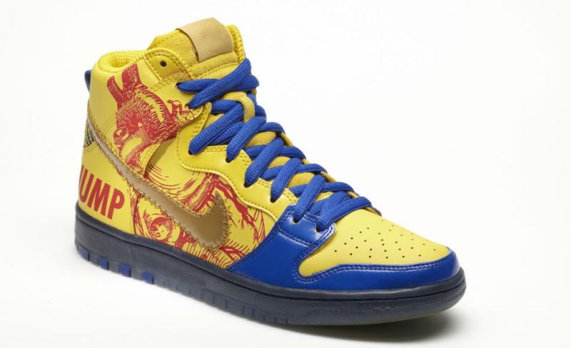 cheap for discount 452e4 d8ee4 ShoeFax - Nike Dunk SB High Doernbecher DB
