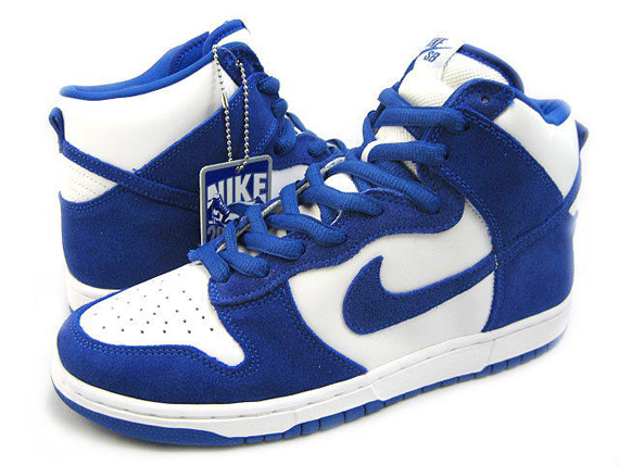 sports shoes f39a9 5c03f Nike Dunk High SB Kentucky