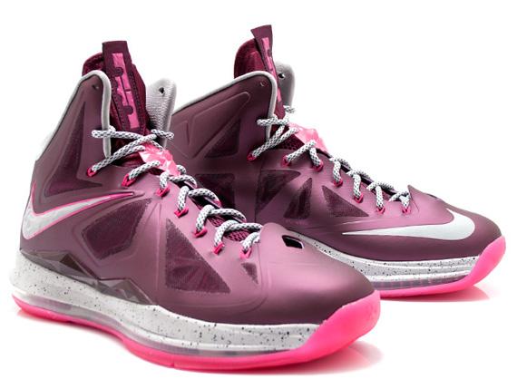 Nike LeBron 10 Crown Jewel
