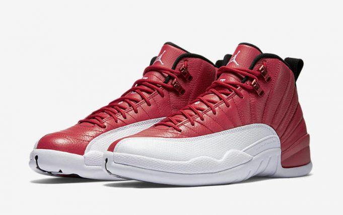 premium selection 3db51 f0d41 ShoeFax - Air Jordan 12 Gym Red