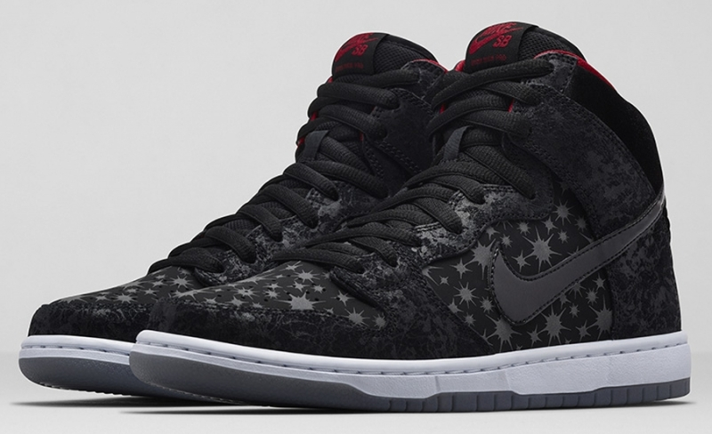 Brooklyn Projects x Nike SB Dunk High Paparazzi