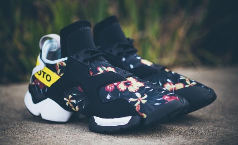 633f9769f ShoeFax - adidas Y-3 Kohna Floral