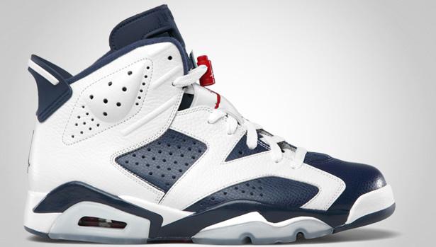 4133c0322312 Air Jordan 6 Olympic (2012)