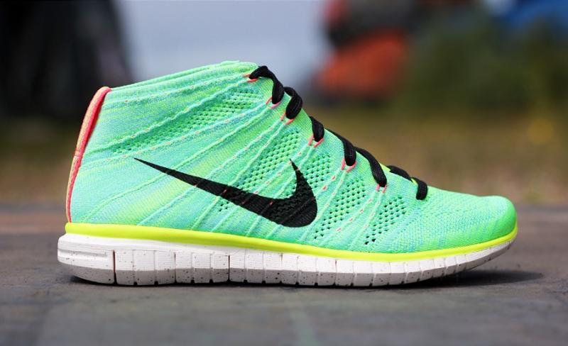 Nike Free Flyknit Chukka Magista