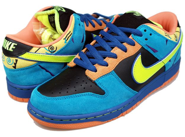 the best attitude 3a320 24915 Nike Dunk Low Pro SB Skate Or Die
