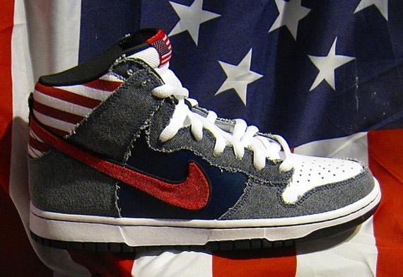 official photos 6c7d0 f2b36 Nike Dunk High SB Born in the USA
