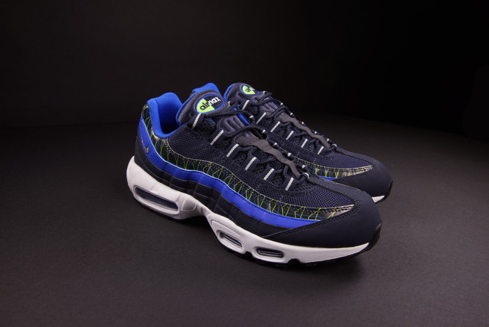 Nike Air Max 95 PRM Dark Obsidian