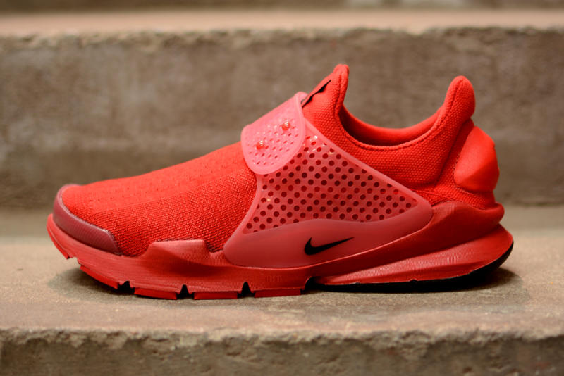 newest 3c53d da9fe ShoeFax - Nike Sock Dart Independence Day Pack Red