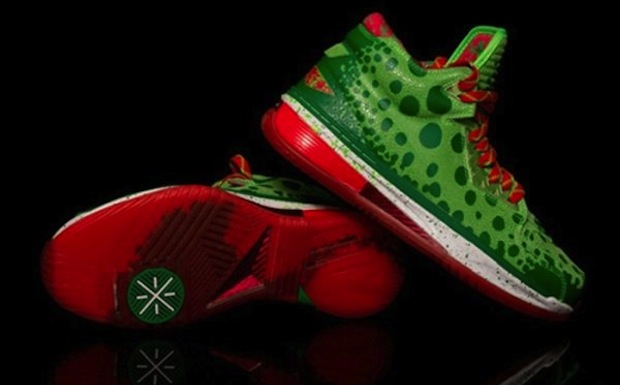 Li Ning Way of Wade 2 Christmas