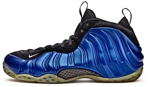 Nike Air Foamposite One Dark Neon Royal 1997