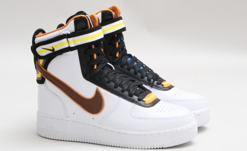 cheap for discount 7202c 7f704 Riccardo Tisci x Nike Air Force 1 High