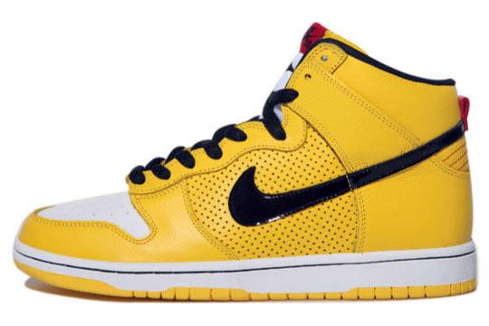 ShoeFax - Nike Dunk High SB Wet Floor