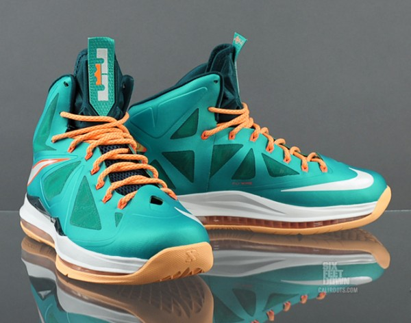 info for 66be1 b1a68 Nike LeBron 10 Dolphins