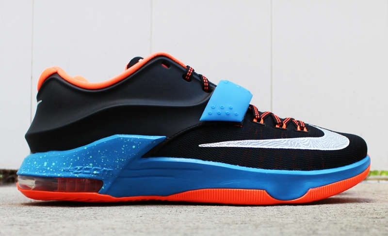 official photos 0359b f5246 ShoeFax - Nike KD 7 On The Road