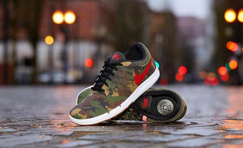 Nike SB Free Rose City