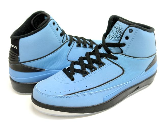30422a84e59 ShoeFax - Air Jordan 2 University Blue / Black - White