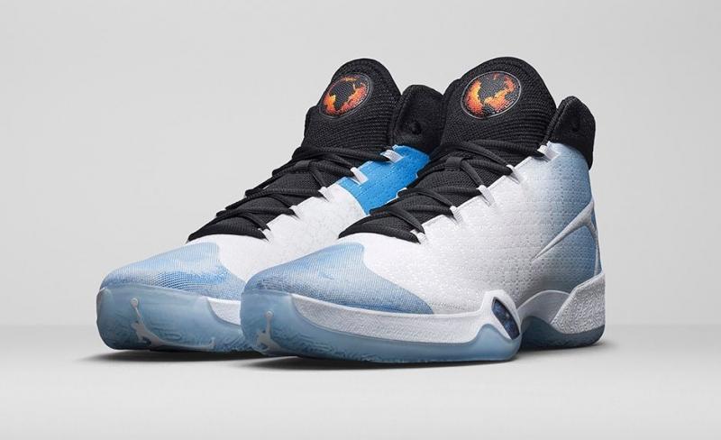 Air Jordan XXX University Blue