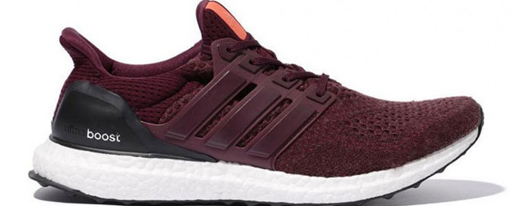 Adidas Ultra Boost Burgundy/Red