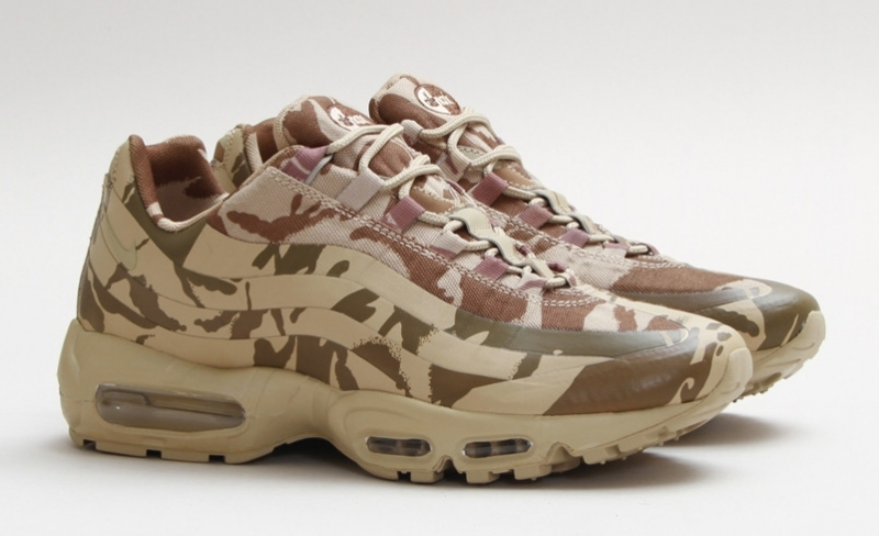 huge selection of 9780e 951f9 ShoeFax - Nike Air Max 95 UK Camo