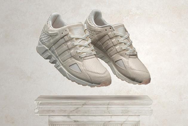 Pusha T adidas Originals EQT Running Guidance White