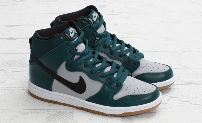 nouveau concept 4d8ce 89c03 ShoeFax - Nike Dunk High SB Newport