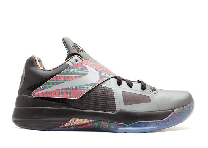 Nike KD 4 Black History Month