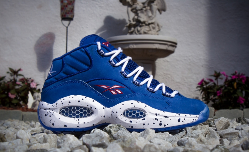 Reebok Question Mid #1 Draft Pick