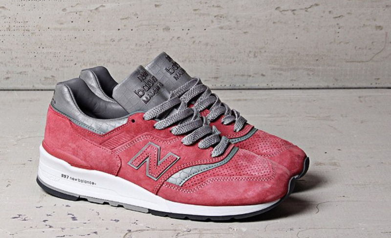 Concepts New Balance 997 Rose