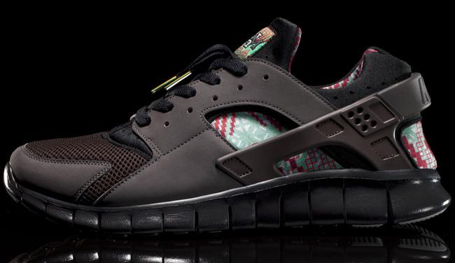 Shoefax Huarache Nike Black Free Month 2012 History 0zrfw0qx5
