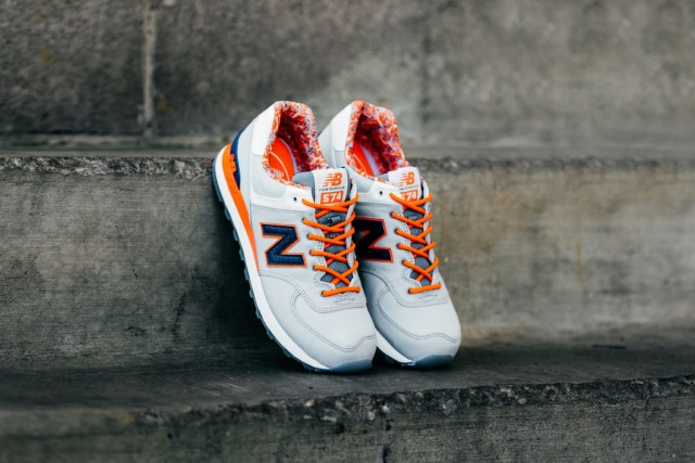 New Balance 574 Luau Grey Navy