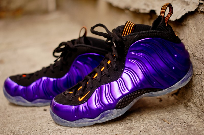 new styles 55c43 f6027 ShoeFax - Nike Air Foamposite One Phoenix Suns